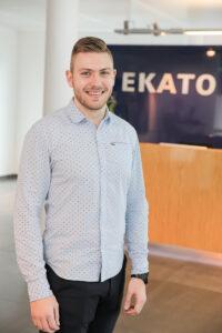Photos de la campagne de recrutement de l'entreprise EKATO